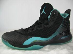 Rare Colorway Nike 12 ghiaccio Sz Jordan Nero blu 5 Campione Jumpman Superfly 3 OxBKI7