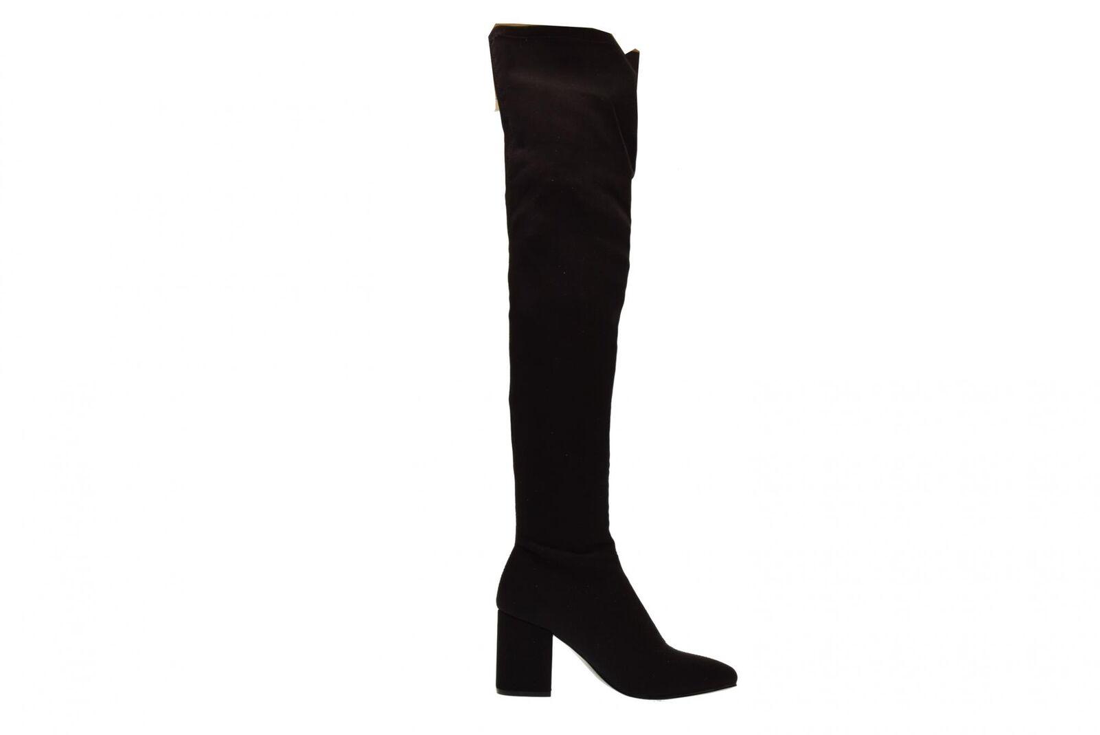 Gioseppo A18u knee-length Damens's schuhe high elasticized knee-length A18u boot 46485 medium heel bb5c78