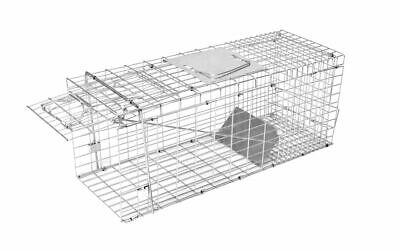 Kastenfalle Alive Predator ecoflex 78x28x32cm Mader Ratten Lebendfalle 299678
