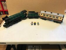 Lego Train City Creator Emerald Night Steam Engine 10219//10233//10194