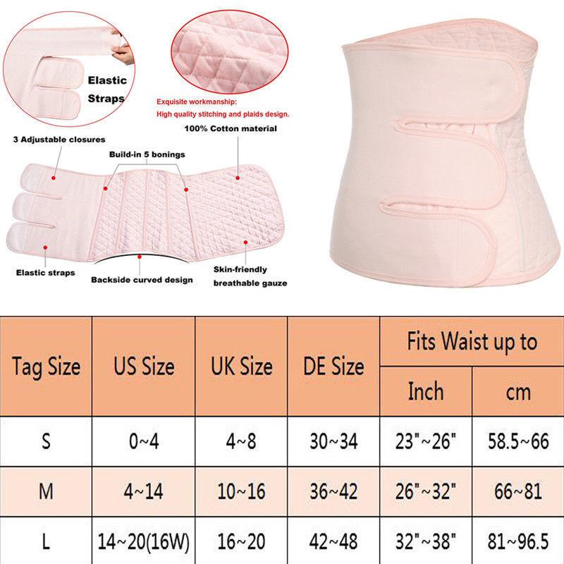 6PK Seamless Postpartum Breifs Nachchirurgie Kurze /Überg/änge Unterw/äsche Einweg-Lieferung Slip Mutterschaft Pad-Halter Spandex Boxer Shorts