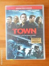 DVD THE TOWN CIUDAD DE LADRONES - BEN AFFLECK - EDICION DE ALQUILER (P3)