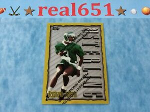 1996-Finest-Gold-270-KEYSHAWN-JOHNSON-Rookie-Sterling-SP-Parallel-Jets-RC
