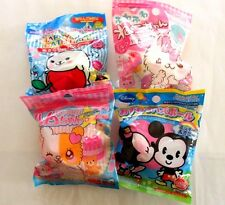 Daiso Japan Bath ball bomb Salts good fragrance 4 set Kids Christmas Gift!