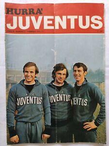 HURRA-039-JUVENTUS-N-2-FEBBRAIO-1972-POSTER-SAVOLDI-BETTEGA-LANEROSSI-VICENZA