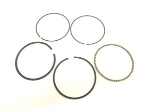 Rings ONLY Cylinder Piston .75mm Over Bore 69.25mm Honda TRX250EX TRX250X Recon