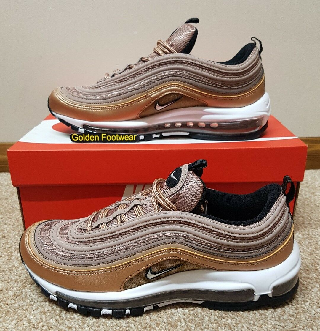 Nike Air Max 97 Desert Dust Größe 7 UK Genuine Authentic Mens Trainers 1 95