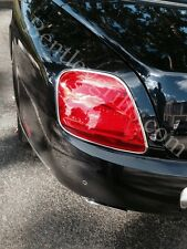 Bentley Continental GT GTC Chrome Rear Light Trims