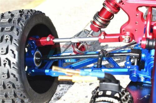 Notors GPM Alum+Stainless Steel Rear Upper Arm Tie Rod Blck Kraton Outcast
