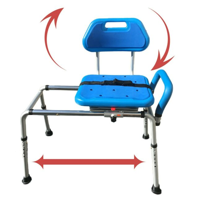 Peachy Gateway Premium Sliding Bath Transfer Bench With Swivel Seat Padded Onthecornerstone Fun Painted Chair Ideas Images Onthecornerstoneorg