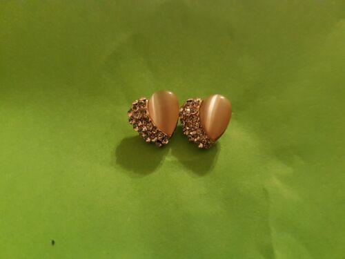 Heart shaped earings