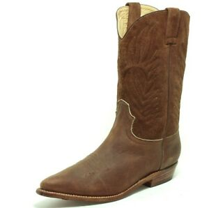 396 Westernstiefel Cowboy Stiefel Line Dance katalanischen Stil Texas Stiefel Buffalo 38