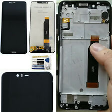 """Original For Nokia 5.1 Plus/ X5 5.86"""" LCD Display Touch Screen Digitizer +Frame"""