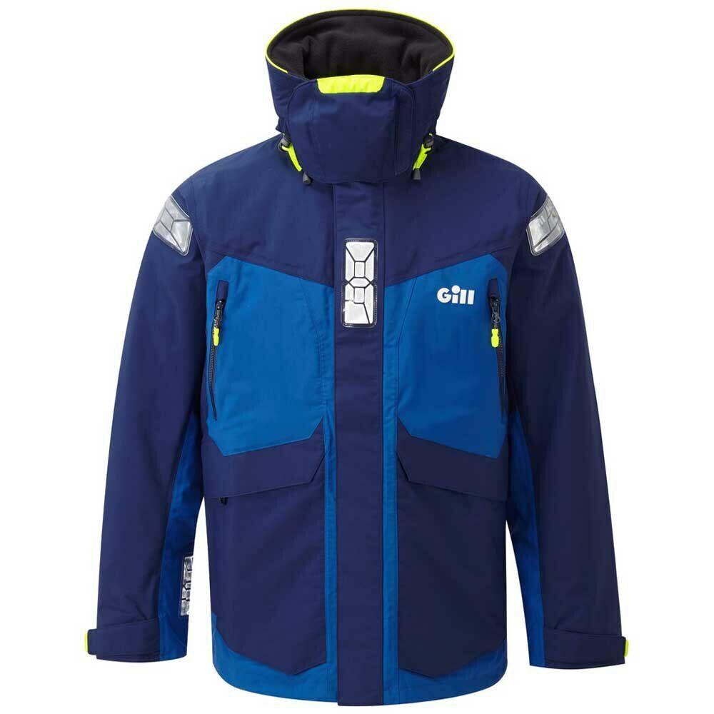 Gill Os2 Offshore Blau T01392  Jacken Mann Blau , Jacken Gill , angelsport