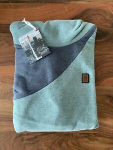 Details about Naketano Pommes Frittes Gib Ihn Kapuzen Jumper Hoodie Sweatshirt Sweater New L