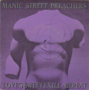 Manic-Street-Preachers-Love-039-s-Sweet-Exile-vinyl-single