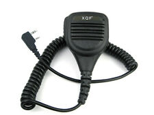 Heavy Duty Speaker Mic PTT for Puxing PX777 Plus PX888 K PX666 PX328 PX555 2-Pin