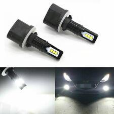 100w Cree Led Fog Lights For Nissan Titan Sl Sv 2004 2015 880 6000k White Us