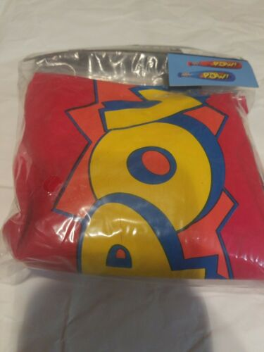"""Small Inflatable Bats-4ct per pack 18/"""" /""""POW/"""" New!"""
