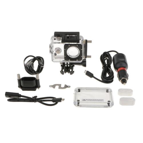 Charging Waterproof Case Motorcycle Car Charger for SJ4000 Action Camera Cam