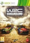 WRC FIA World Rally Championship - Microsoft Xbox 360 PAL 12 Racing Game
