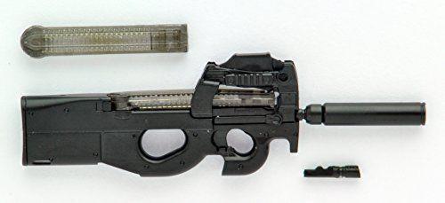 La039 Tomytec 1//12 Little Waffenkammer P90 Typ Kunststoff Modell Neu von Japan