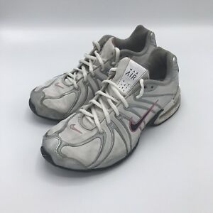 40690f4a7a Womens Nike Air Max Torch SL WHITE/PINK/SILVER Running Shoes 317004 ...