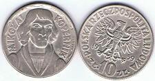 10 Zl  Mikolaj  Kopernik 1959, RRR,