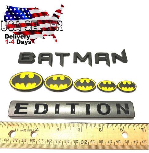 BATMAN FAMILY EDITION Emblem Exterior car truck FORD logo decal SIGN NEW* 004