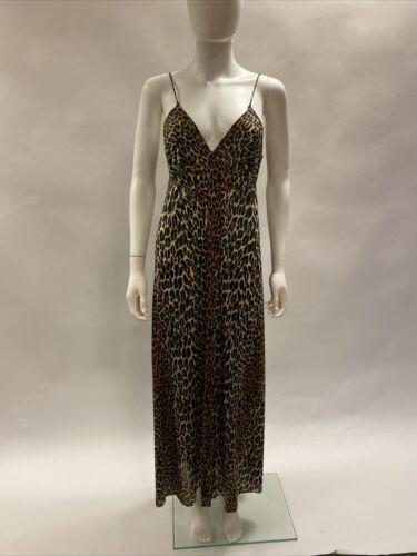 vintage vanity fair Leopard Nightgown 34