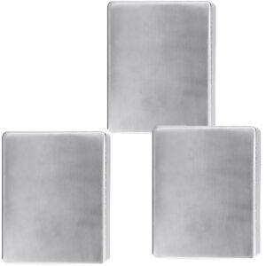 8a3ea16a61 3 X New 1590BB Aluminum Metal Stomp Box Case Enclosure For Guitar ...
