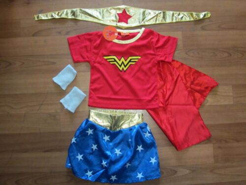**NEW** WONDER WOMAN Kids Costume COSPLAY sizes 2-10 Post from Melbourne