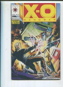 X-O-Man-O-War-3-Near-Mint-Mint-The-Return-Of-X-Caliber-CBX28