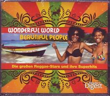 Wonderful World - Beautiful People  -   Reader's Digest  3 CD Box