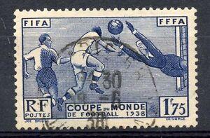 PROMO-STAMP-TIMBRE-FRANCE-OBLITERE-N-396-COUPE-DU-MONDE-DE-FOOTBALL-COTE-15