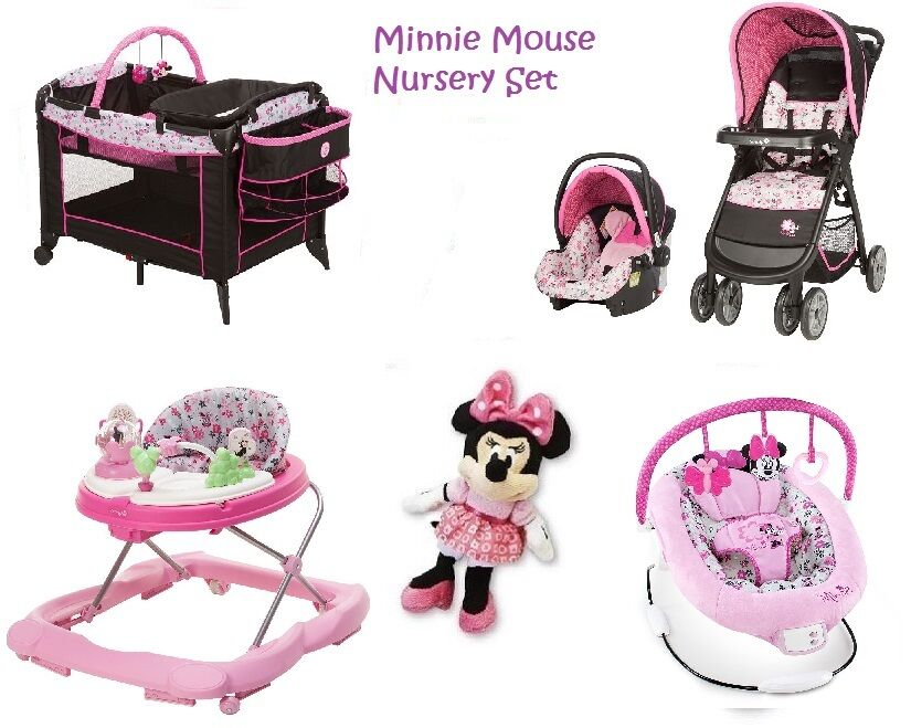 Minnie Mouse Car Seat And Stroller Download