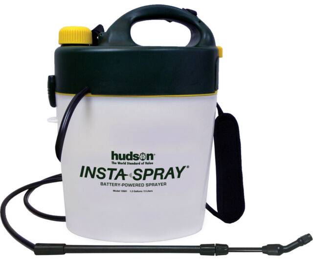 battery powered sprayer