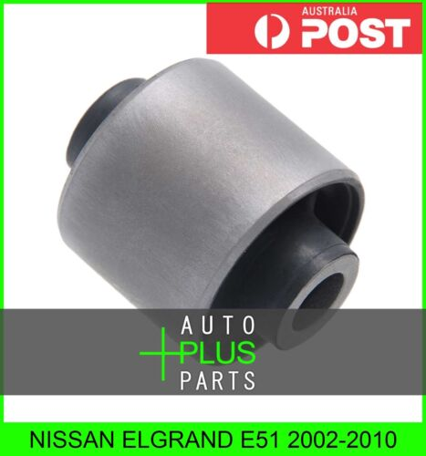 Fits NISSAN ELGRAND E51 Rubber Bush Diff Differential Mount Mounting
