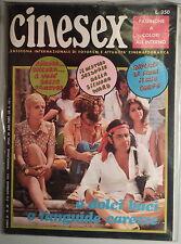 CINESEX anno III n.30 - 1971 - O dolci baci e languide carezze - con Poster