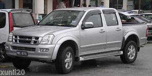 ISUZU-D-MAX-D-MAX-2002-gt-NERO-CON-FRECCIA-RETROVISORE-SINISTRO
