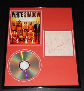 Ken-Howard-Signed-Framed-11x14-White-Shadow-DVD-amp-Photo-Display