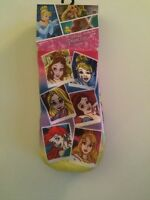Disney Princess Socks 3- Pairs Size 2t-3t