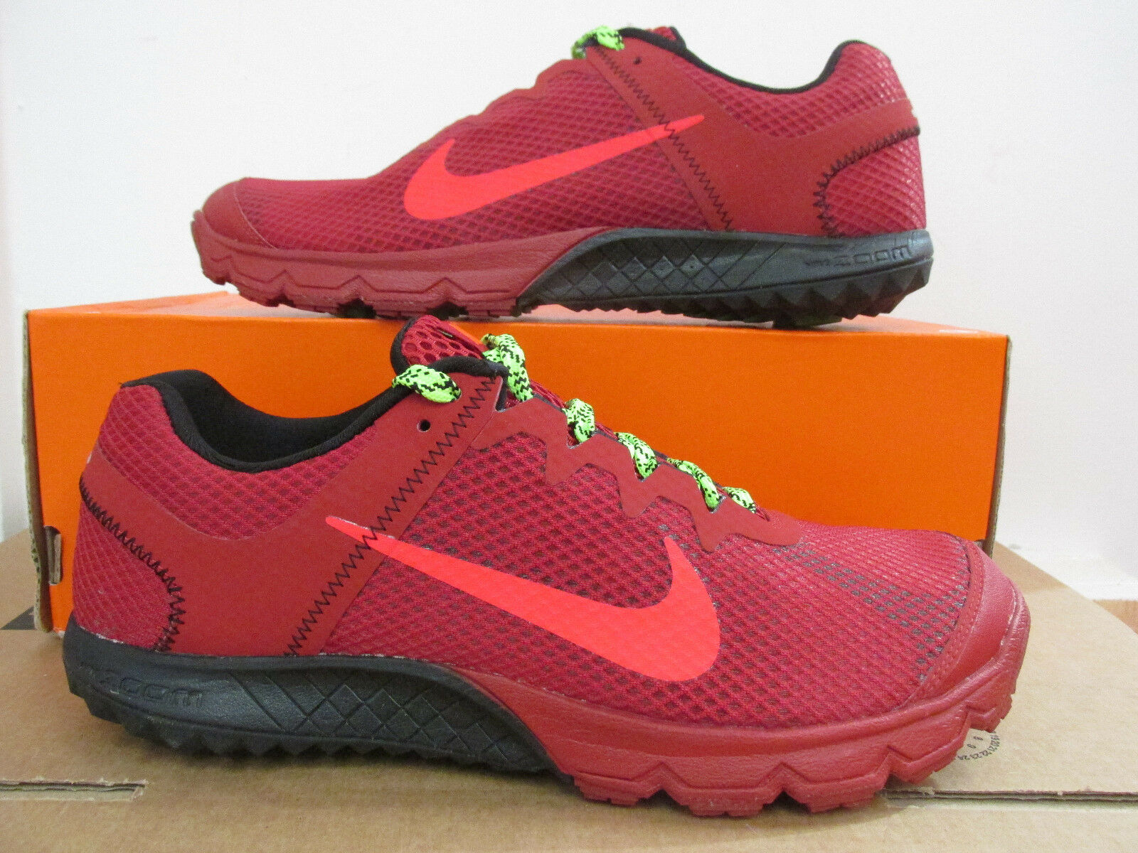 nike zoom wildhorse homme running trainers 599118 660 sneakers chaussures CLEARANCE
