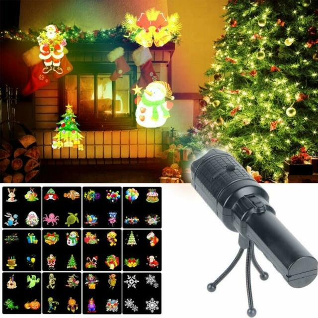 Christmas Projector Lights Battery