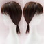 miniature 7 - Us-st-Fashion-hairpiece-topper-replacement-women-top-Synthetic-hair-with-bang