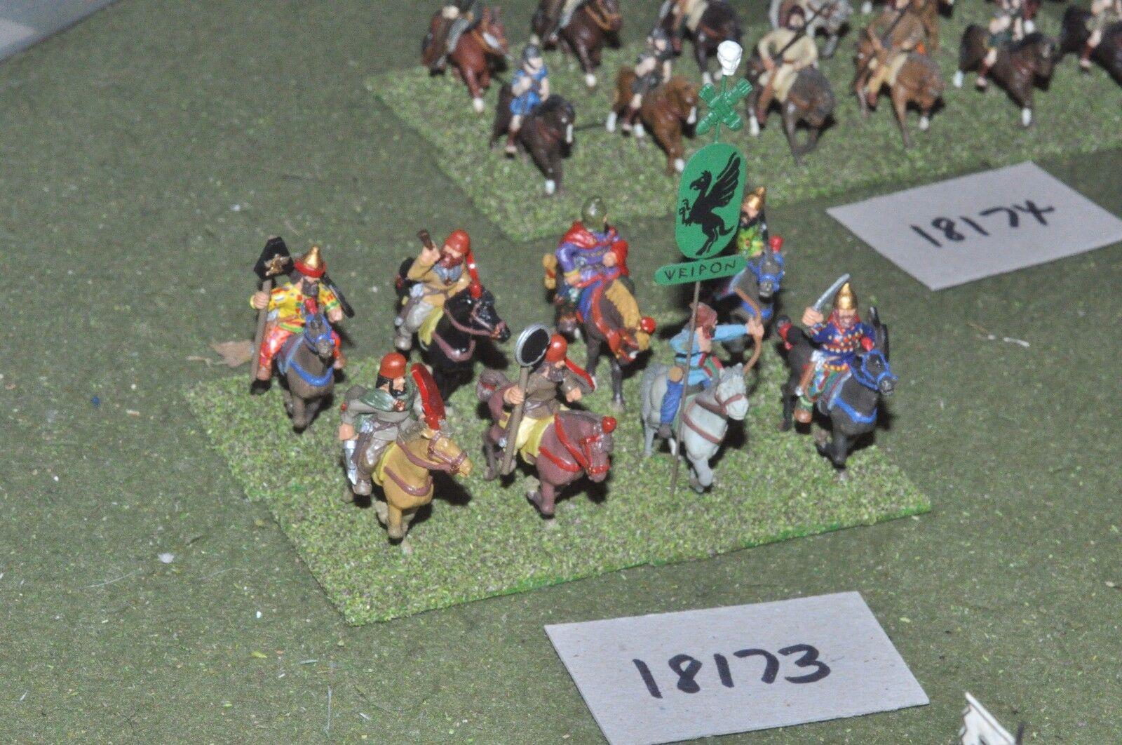 25mm classical   scythian - ancient cavalry 8 cavalry - cav (18173)