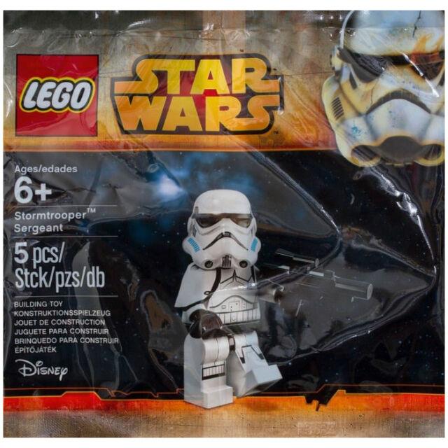 LEGO Exclusive Minifigure - Stormtrooper Sergeant - Star Wars polybag 5002938