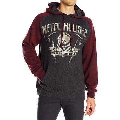 Metal Mulisha Men's Haze Pullover Hoodie cool brand new