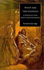 Society for New Testament Studies Monograph: What Are the Gospels? : A...