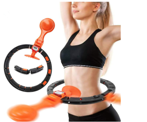 Waist Trimmer Hula Hoop Fat Burning The Smart Fitness